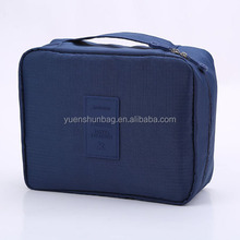 600D polyester Multifunctional Travel Storage Bag Organizer Multi Color Casual Travel Bags Storage Bags