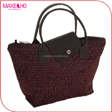 MAXECHO Fashion Shoulder Beach Women Messenger Tote Bags, Women's Stylish Zipper Waterproof Handbag, ShoulderBeach Fold Bag