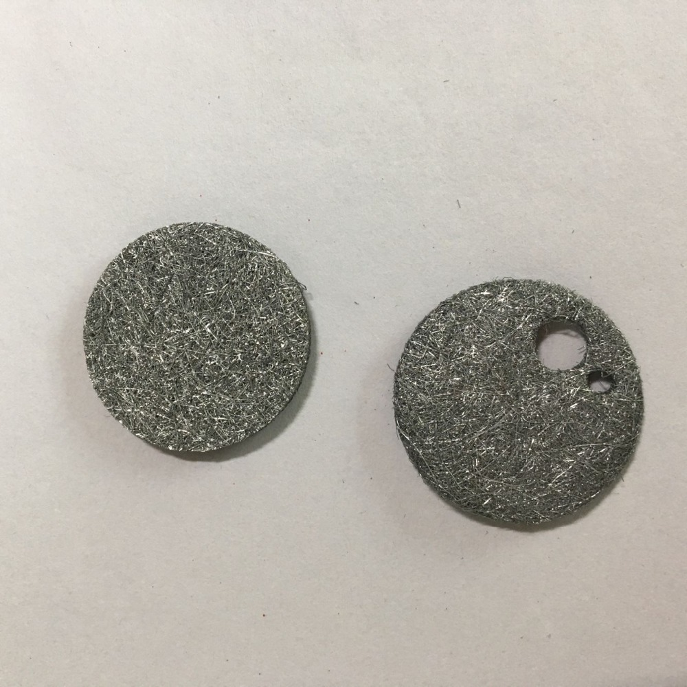 BOLIN Alchrome material sintered felt filters for burner screens