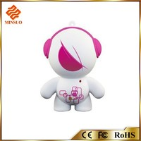 Shenzhen Minsuo mini digital portable doll speaker