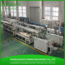 PE Plastic Pipe Extruding Machine 630MM HDPE Pipe Extrusion Product Line