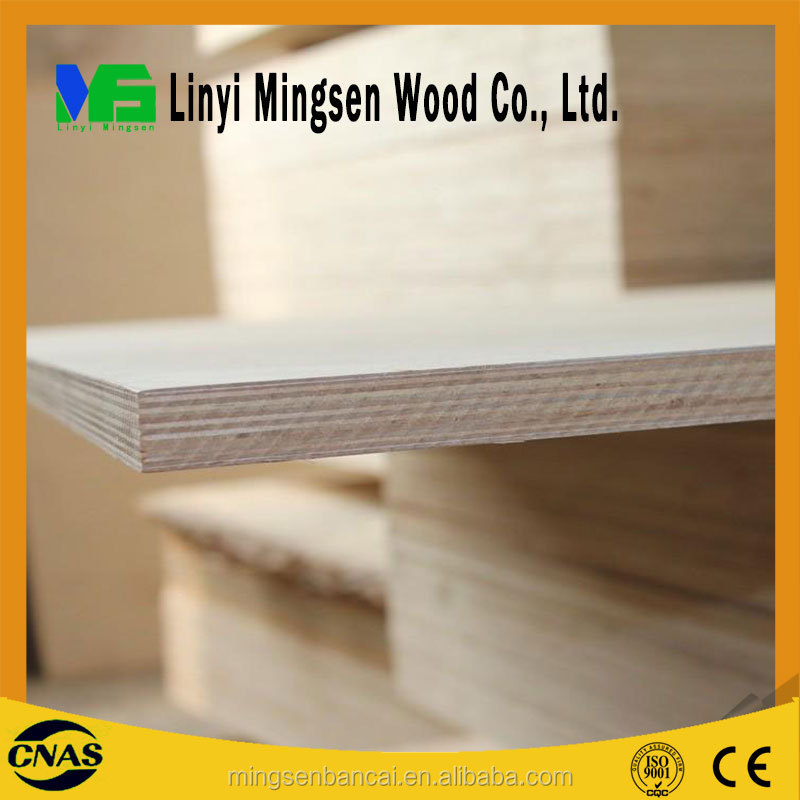 High quality and cheap price Commercial Plywood for sales/trade