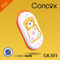 Cheaper but high quality Concox GK301 Gsm gprs digital mobile phone
