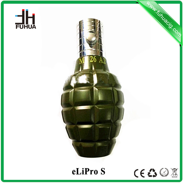 Wholeasle 2014 newest coming cool grenade design e cigarette eLipro-s smoke grenades for sale