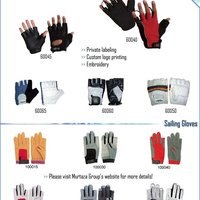 Mechanic Sailing Shooting Boxing Gloves Mitts