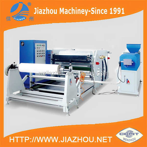 Label Stock Glue Adhesive Hot Melt Thermal Spary Coating Machine