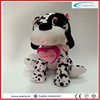 2016 hot show love dalmatians black and white stuffed plush dogs