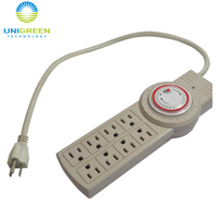 Convenient 8 Oulets Power Strip With