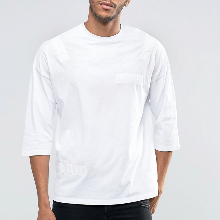 Online Shopping India Bulk O-neck Wholesale Plain Cotton White Slim Fit Men's <strong>T</strong>-<strong>shirt</strong>