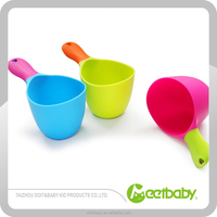 Plastic Bath Scoop For Baby