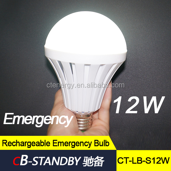 Manufacture indoor house using rechargeable led home emergency light battery back up factory direct price
