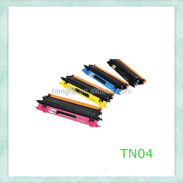 For Brother Compatible Color Toner cartridge TN04 From 24 years Factory