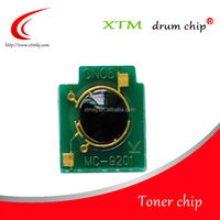reset chip for HP LaserJet 3800 CP3505 Q6470A Q7581A Q7583A Q7582A cartridge count metered toner chips