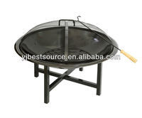 European Round shape Fire pit for warming