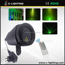 Firefly Christmas outdoor festive landscape laser projector lights show