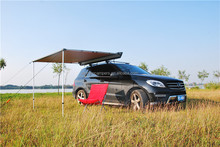Camping car side awning
