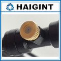 E0378 Haigint low pressure water misting sprayer parts like nozzle pipe, filter slip-lock fitting tubing