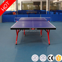 Professional table tennis pvc sports floor for training use