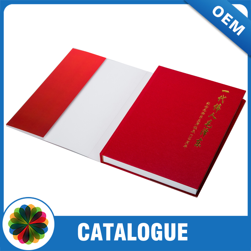Cheap hardcover book printing/offset /4C book printing