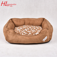 OKTEX-100 Pet Beds & Accessories Design Logo Custom Lovely Shaped Dog Beds
