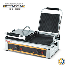 HEG-G33 Sandwich Electric Iron Panini Grill Press