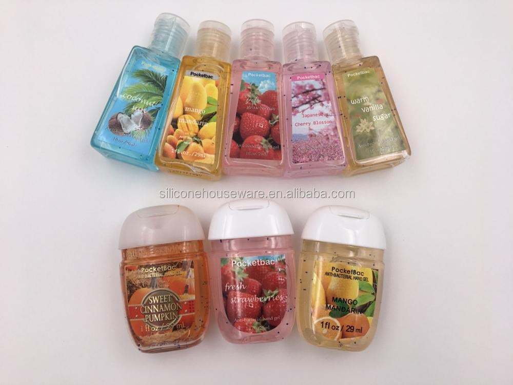 bath and body works waterless pocketbac antibacterial hand cleaning gel