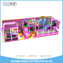 Children inflatable indoor game playground equipment for sale