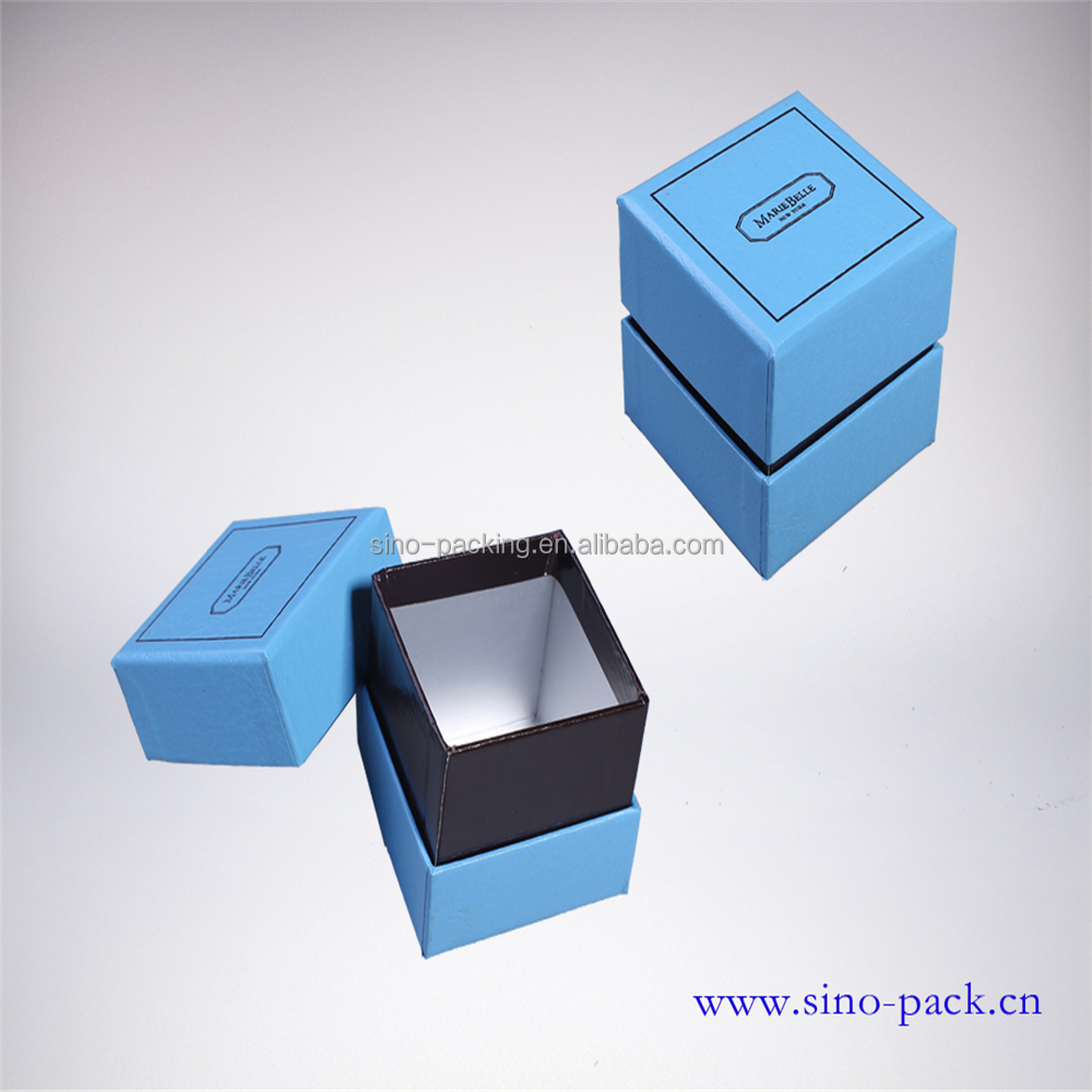 Small cardboard paper box craft gift packaging box hat paper box