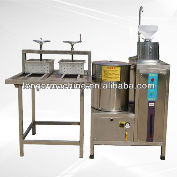 Bean Curd /Tofu Making Machine|Soya Bean Curd Machine /Tofu Making Machine|High Working Efficiency Tofu Making Machine