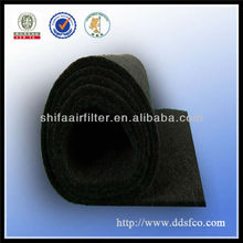 ceiling filter activated carbon felt