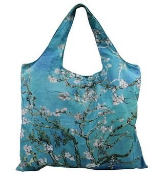 Waterproof Eco-friendly Reusable Collection Printing Grocery Shopping Bags Tote Foldable bags