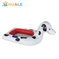 Hot inflatable floating water dog water boat for amusement park