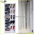 Wooden furniture amazing shoe rack in living room,made in China