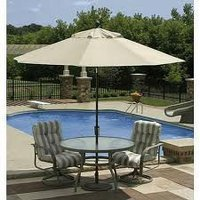 High Wind Chateau Umbrella for Hotels and Resorts