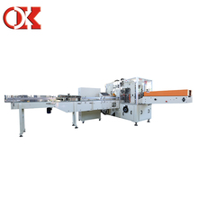Facial Paper Plastic Film Packing Production Line Machine