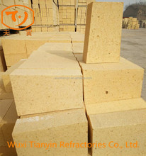 cheap ISO9001 sintered clay fireproof brick
