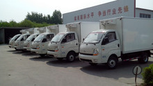 Refrigerated Truck Body/ Insulated Box/Ckd Reefer Panel