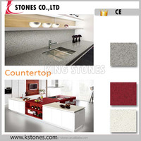 Cheap price quartz countertop wholesale / quartz slab