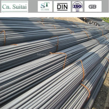 High quality standard deform reinforcing thread steel bar