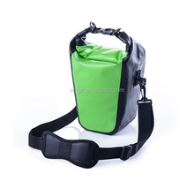 GZLBO High Quality 500D tarpaulin PVC Travel bag Waterproof Camera dry bag for Camping Hiking Swimming