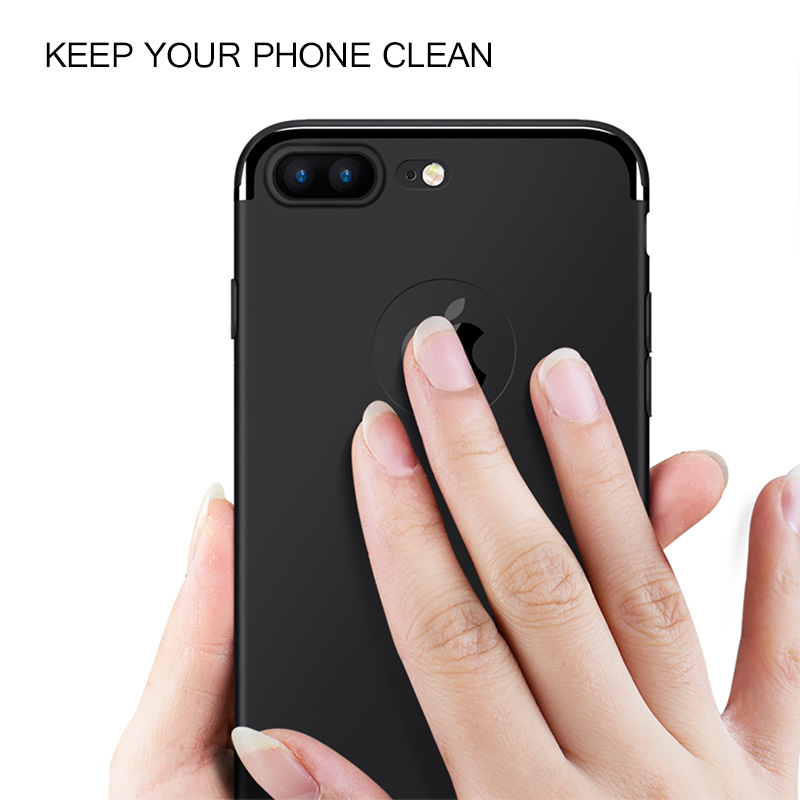 2017 Free Sample Phone Case for iPhone 6,Slim Black Soft TPU Matte Cover for iPhone 6 Case