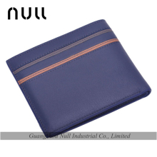 Casual portable men genuine leather wallet the