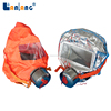 Fire Protection Emergency Escape Smoke Mask Hood Supplier