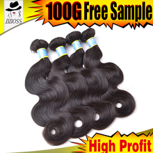 BBOSS free natural hair product samples