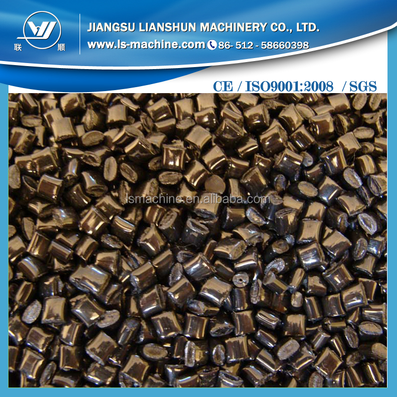 PP PE Agriculture Film/Woven Bags Recycling/Washing/Pelletizing/Granulating Line