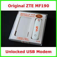 original unlocked ZTE MF190 3G USB Modem