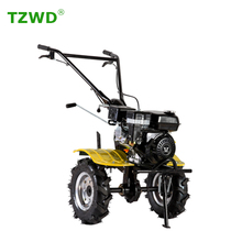 32inch width Best mini hand tractor cultivator with long handle (BK-85)