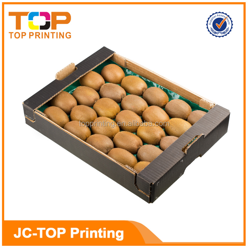 Corrugated Paper Fruit Packing Box/Strawberry Packaging box/Banana Carton