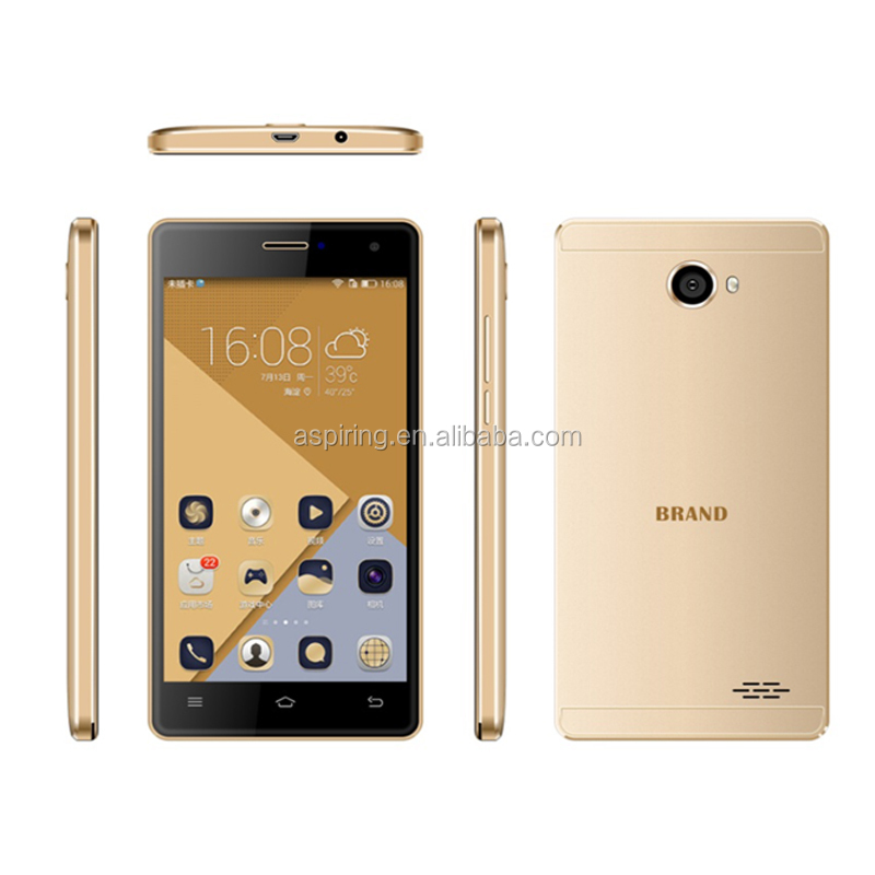 Android 5.1 1280*720 HD 8MP 3G 5.5 Inch Unlocked chinese mobile phone