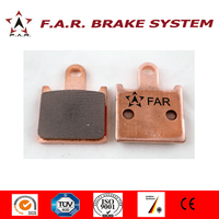 Cheap Price Motorcycle Parts brake pads for Lifan